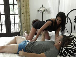 Порно худая длинная