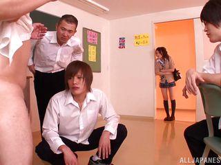 Порно студенты оргазм