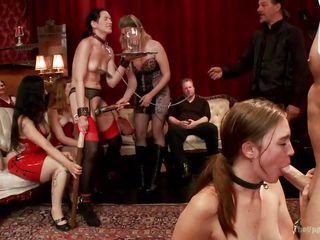 Секс вечеринки студенток